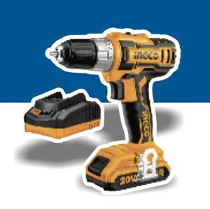 POWER TOOL: Cordless Drill - Ingco