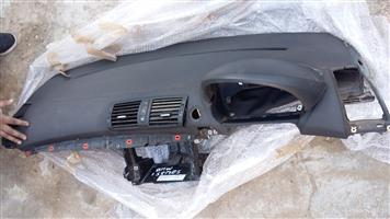 BMW E 87 1 Series Dashboard