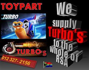 Toyota Land Curser turbo , 2.5 VVTI Turbo & 3.0 DVD Turbo (From R 5500)