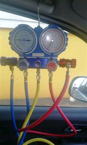 Car aircon regas from R250