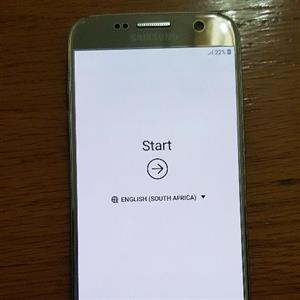 Samsung Galaxy S7 32GB - Mint contidion