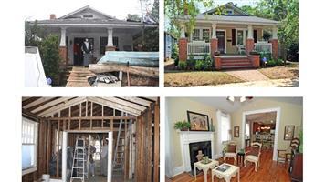 HOUSES RENOVATION & BUILDING CONSTRUCTION