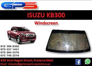 Used Isuzu KB300 Windscreen for Sale