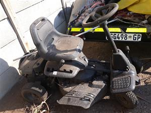 Ride-on Lawnmower For Sale