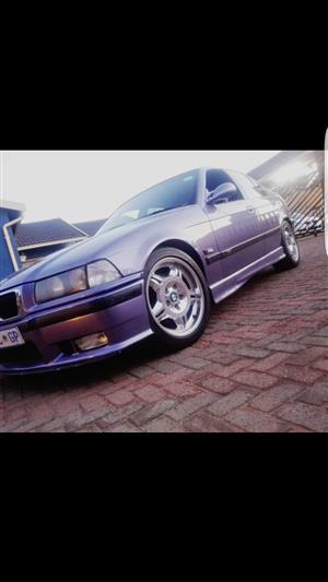 1998 BMW M3 30 Jahre  Edition