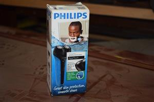 Philips aqua touch shaver