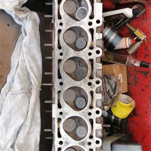 E30 BMW reconditioned cylinder head