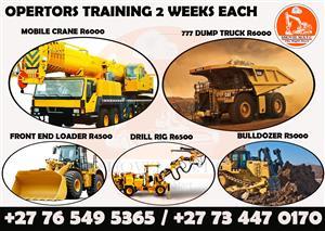 Rigger 777 Dump Truck Safety Courses Rustenburg Shovel Multi Skills training centre