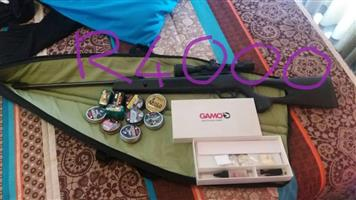 Gamo paintball set for sale