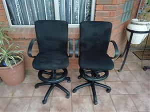 Draftsman office chairs for sale