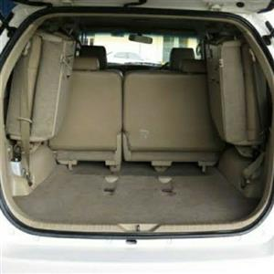 Fortuner jump seats for sale