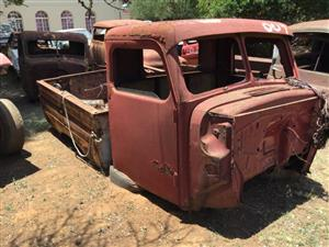 For Sale: 1951 Ford Military Cab And Box