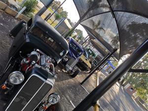 1936 Chevrolet Pickup RatRod HotRod