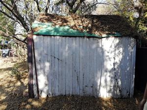 Wendy House Tool Shed 3 x 2 meters