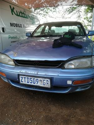 1998 Toyota Uncategorized