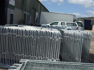 Brand New Temporary fence/ Ready fence/ Speed fence
