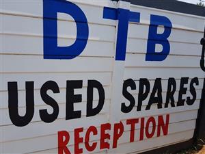 DTB Spares HYUNDAI/NISSAN AND DATSUN/KIA/BMW/MERCEDES BENZ/BMW/AUDI