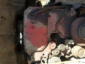 stripping isx engine