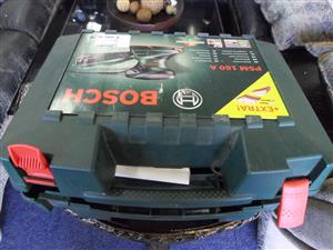 Bosch PSM 160 A Sander