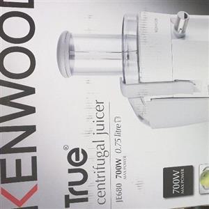Kenwood centrifugal Juicer