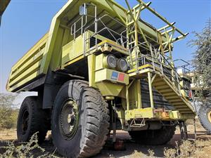 Euclid-Hitachi EH3500 Rigid Dump Truck - ON AUCTION