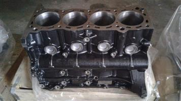 NEW TOYOTA QUANTUM 2.7 OIL PUMPS, TAPPET COVERS, CYLINDER HEADS, SUB UNITS, CRANKSHAFTS, VVTI GEARS