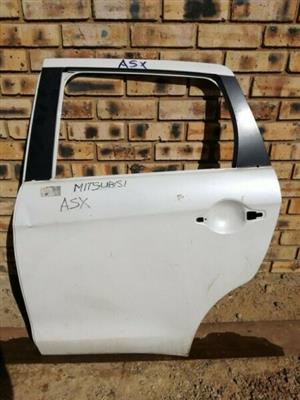Mitsubishi ASX Left Rear Door  Contact for Price