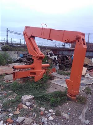 Atlas 5003 13 ton m crane