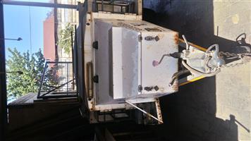 2002 Conqueror safari 4x4 trailer