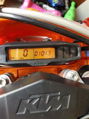 2016 KTM 300 XCW
