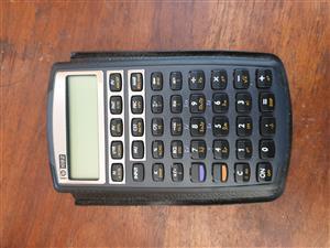 HP B11 financial calculator