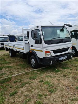2016 Mitsubishi Fuso FA9 - 137 Dropside truck for sale
