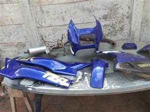 Yamaha baby R1 125