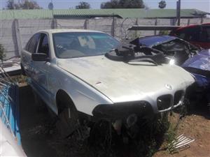 BMW E39 for spares @ Legit Auto Parts (Toby)