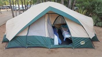 Camp Master Phoenix Dome Tent. 6 Sleeper.