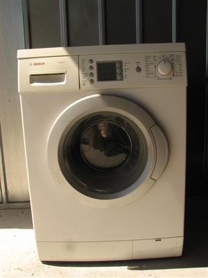 Bosch Maxx7 washing machine. Bearings seized.