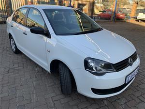 2014 VW Polo Vivo sedan 1.4 Conceptline