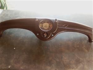 1949 Ford Anglia dash