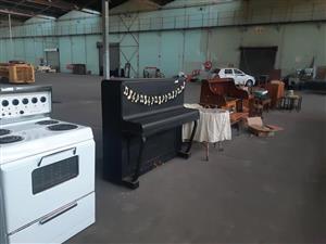 Black piano for sale