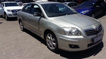 2008 Toyota Avensis 2.0 Advanced