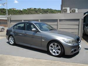 2010 BMW 3 Series 320d M Sport