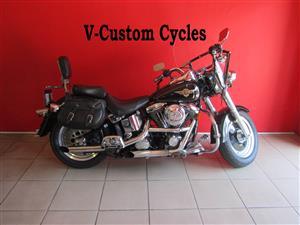 Harley Davidson Fat Boy in South Africa   Junk Mail