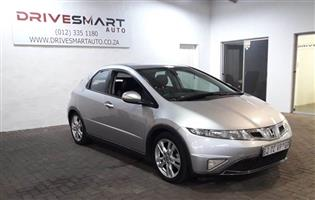 2011 Honda Civic hatch 2.2i CTDi VXi