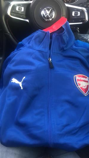 Soccer tracksuits aka which team u support