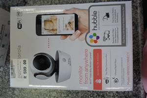 Motorola Wi-Fi Baby Video Monitoring Camera