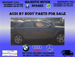 Audi A7 stripping for spares