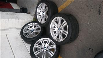 BMW OEM Mags/E90 Sports pack/Individual