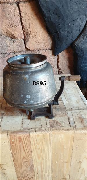 Koo Vintage Steel Butter Churn