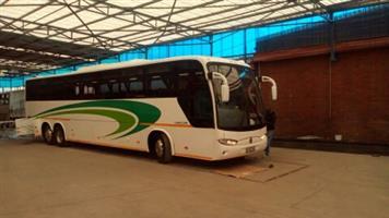 2011 Scania Marcopolo body  Full luxury bus