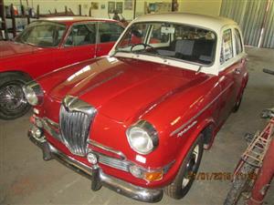 1958 RILEY 1.5